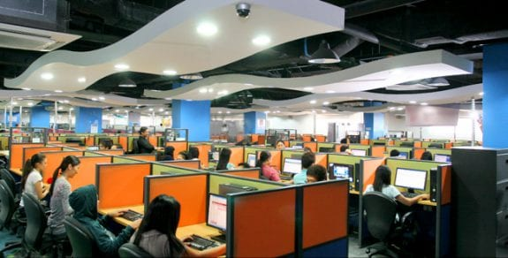 Philippines contact centre